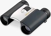 Nikon SPORTSTAR Ex Binoculars, 10 x 25, Black/Silver