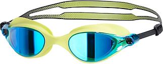 Speedo V-Class Swimming Goggles, Yellow