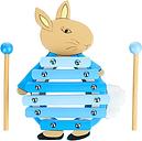 Orange Tree Peter Rabbit Xylophone Wooden Toy