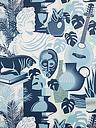 Mini Moderns Art Room Wallpaper