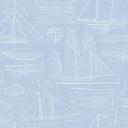Galerie Nautical Blueprint Wallpaper
