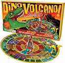 House of Marbles Dino Volcano Board Game
