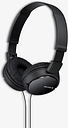 Sony MDR-ZX110AP On-Ear Headphones with Mic/Remote