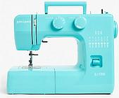 John Lewis & Partners JL110 Sewing Machine, Aqua