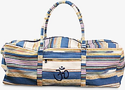 Yoga-Mad Deluxe Yoga Bag, Blue