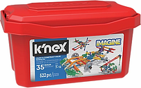 K'Nex 18025 Click and Construct Value Building Set