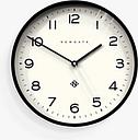Newgate Clocks Echo Number 3 Analogue Wall Clock, 37cm