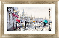 Richard MacNeil - After the Rain Framed Print,112 x 74cm
