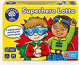 Orchard Toys Superhero Lotto Match and Memory Game