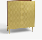 John Lewis & Partners + Swoon Beauvoir Sideboard, Gold