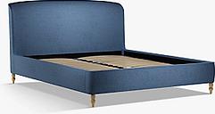 Croft Collection Skye Upholstered Bed Frame, Super King Size