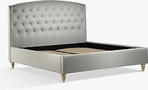 John Lewis & Partners Rouen Upholstered Bed Frame, Super King Size