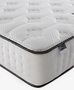 Silentnight Sleep Genius 3000 Pocket Geltex Mattress, Medium Tension, Super King Size