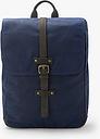 John Lewis & Partners Keswick Waxed Cotton Backpack