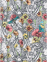 Matthew Williamson Cactus Garden Wallpaper
