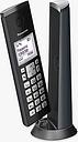 Panasonic KX-TGK220E Digital Cordless Telephone with 1.5 LCD Screen, Nuisance Call Blocker and Answering Machine, Single DECT