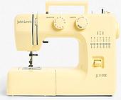 John Lewis & Partners JL110 Sewing Machine, Yellow