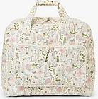 John Lewis & Partners Floral Print Sewing Machine Bag, Cream