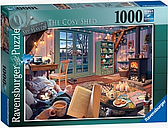 Ravensburger The Cosy Shed Jigsaw Puzzle, 1000 Pieces