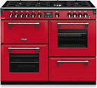 Stoves Richmond Deluxe S1100G Gas Range Cooker with Zeus Bluetooth Connected Timer, Anthracite