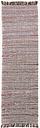 John Lewis & Partners Chindi Runner Rug, L240 x W70 cm, Blue