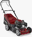 Mountfield SP42 Self-Propelled Petrol Lawn Mower, 42cm, Red/Grey