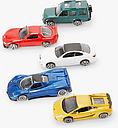 John Lewis & Partners 5 Vehicle Pack