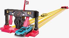 John Lewis & Partners Double Car Launcher Playset