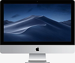 "2019 Apple iMac 21.5 MRT42B/A All-in-One, Intel Core i5, 8GB RAM, 1TB Fusion Drive, Radeon Pro 560X, 21.5"" 4K, Silver"