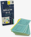 Ginger Fox Brain Fit Card Game