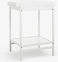 John Lewis & Partners Esther Changing Table, White