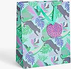 John Lewis & Partners Animal Gift Bag