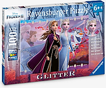 Ravensburger Disney Frozen II Glitter XL Jigsaw Puzzle, 100 Pieces