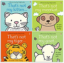 That's Not My... Animal Children's Books