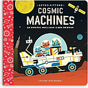 Astro Kittens Cosmic Machines & Into The Unknown Children's Books