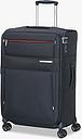 Samsonite Duopack 67cm 4-Wheel Expandable Medium Suitcase