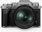 """Fujifilm X-T4 Compact System Camera with XF 16-80mm IS Lens, 4K Ultra HD, 26.1MP, Wi-Fi, Bluetooth, OLED EVF, 3"""" LCD Touch Screen"""
