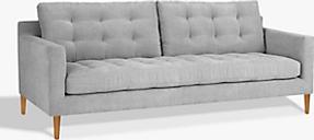 John Lewis & Partners Draper Large 3 Seater Sofa