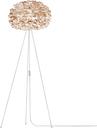 UMAGE Eos medium lampa podłogowa trójnik brązowa