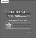 Garmin Huntview Plus, Preloaded microSD Cards with Hunting Management Units for Garmin Handheld GPS Devices, Florida