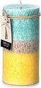 Dynamic Collections DYN6065 Pillar 3X6 Sand Sea, Multicolor
