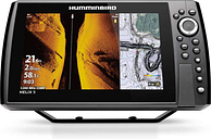 Humminbird HELIX 8 G3N Fish Finder with CHIRP, MEGA SI+, GPS, and 8-Inch-Display