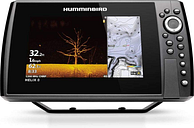 Humminbird Helix 8 G3N Fish Finder with Chirp, MEGA DI, GPS, and 8-Inch-Display