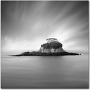 Rat Island by Moises Levy, 35x35-Inch Canvas Wall Art