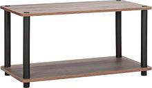 Argos Home New Verona Coffee Table - Dark Wood Effect