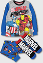 Marvel Avengers Pyjamas With Socks - Tu Clothing by Sainsbury's