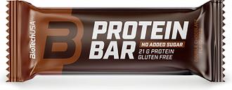 Barrita de proteina biotechusa barrita de proteina 70g doble chocolate