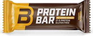 Barrita de proteina biotechusa barrita de proteina 70g platano