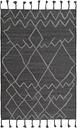 Ash Hand-Knotted Kilim Rug 290x200cm