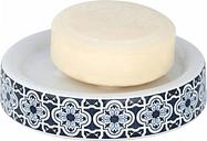 Murcia Ceramic Soap Dish Blue